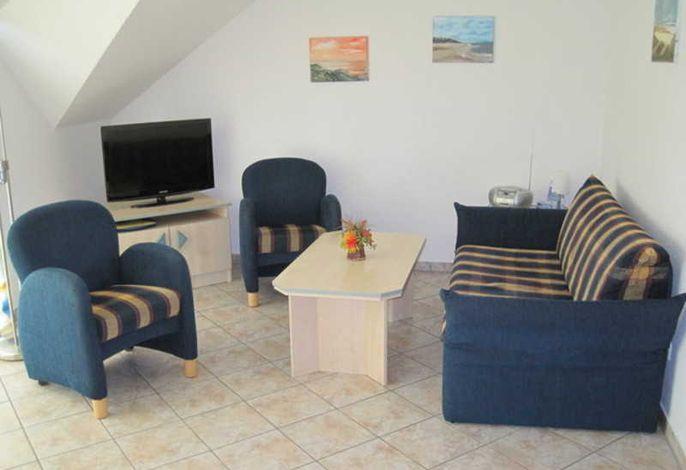 Martins Ferienwohnung 5  Wohnzimmer