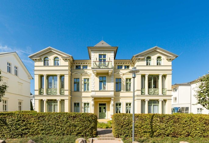 Villa am Ostseestrand