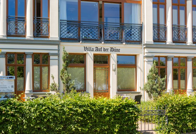 Villa auf der Düne