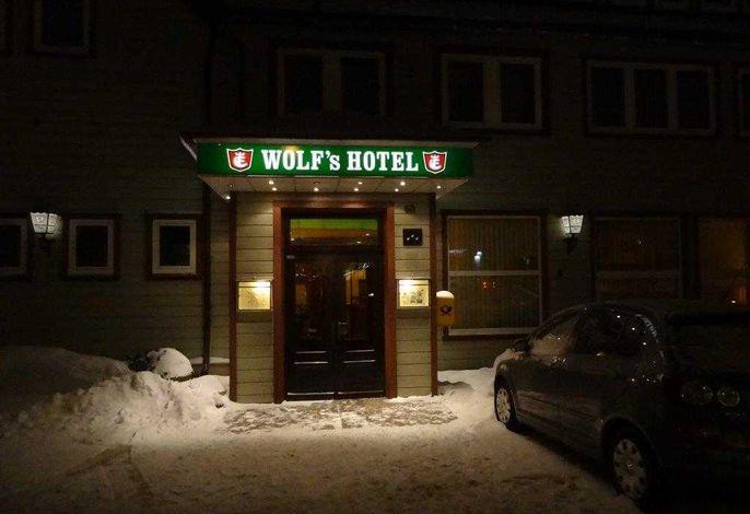 Wolfs Hotel SORGENFREIES REISEN*