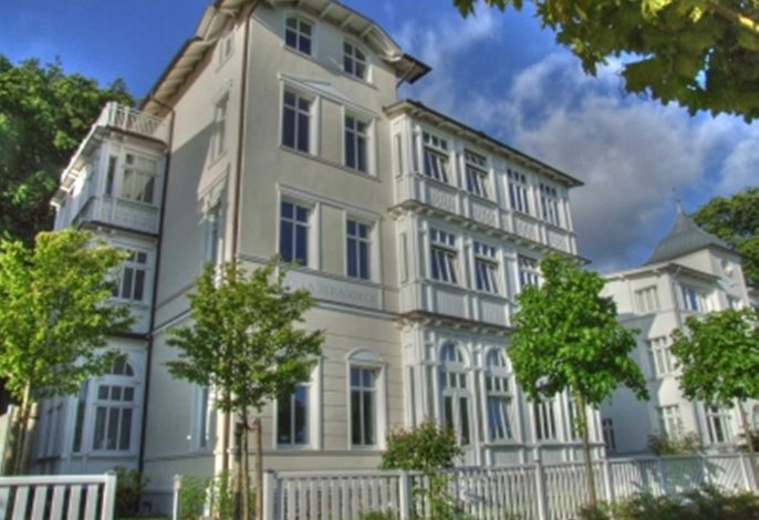 Villa Strandeck direkt am Strand, mit Ostseeblick, TOPLAGE