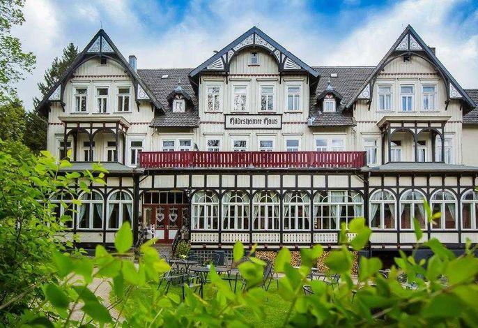 Ferienwohnung Hildesheimer Haus