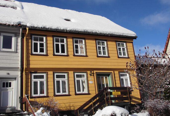 Altenauer Bergmannshaus - SORGENFREI BUCHEN*
