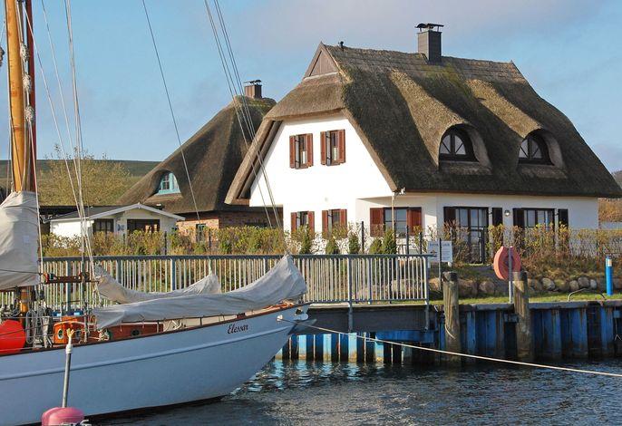 Hafenhaus in Gager F 584 mit traumhaften Wasserblick