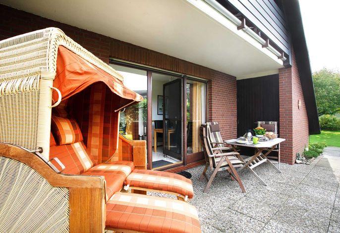 Ferienhaus Ulrich mit eingezäuntem Garten und Sauna