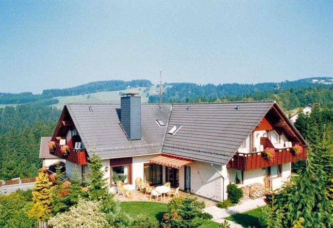 Hotel garni Landhaus Fischer *SORGENFREIES REISEN*