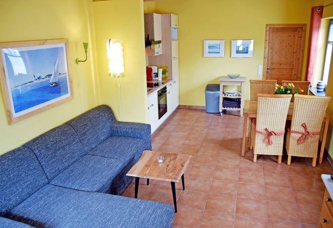 Appartement 3 Ostseehus mit Terrasse