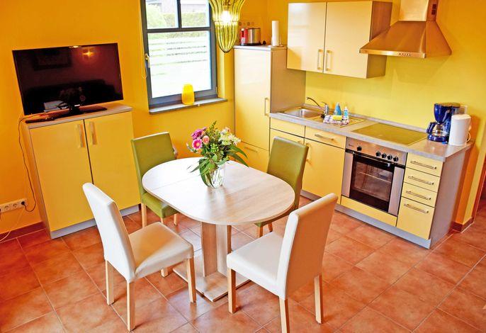 Appartement 7 Küstenhus mit Terrasse