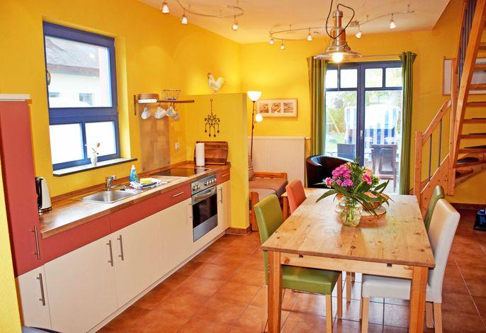 Appartement 4 Nixenhus mit Terrasse