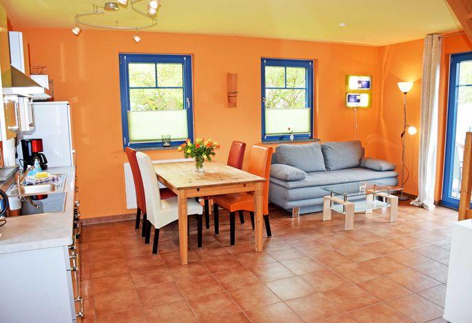 Appartement 6 Küstenhus mit Terrasse