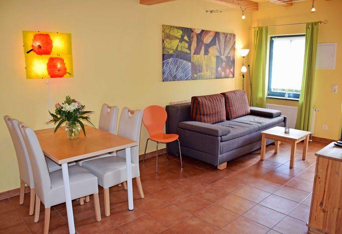 Appartement 2 Ostseehus mit Terrasse