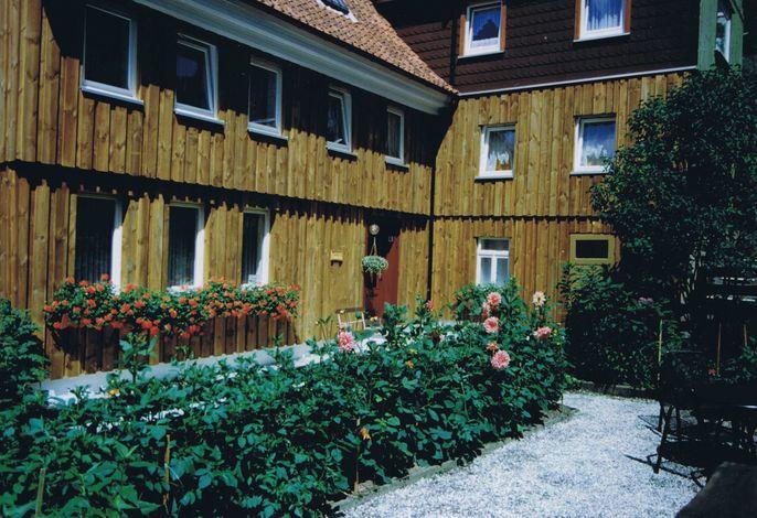 Haus Brandt - Doppelzimmer SORGENFREIES REISEN*