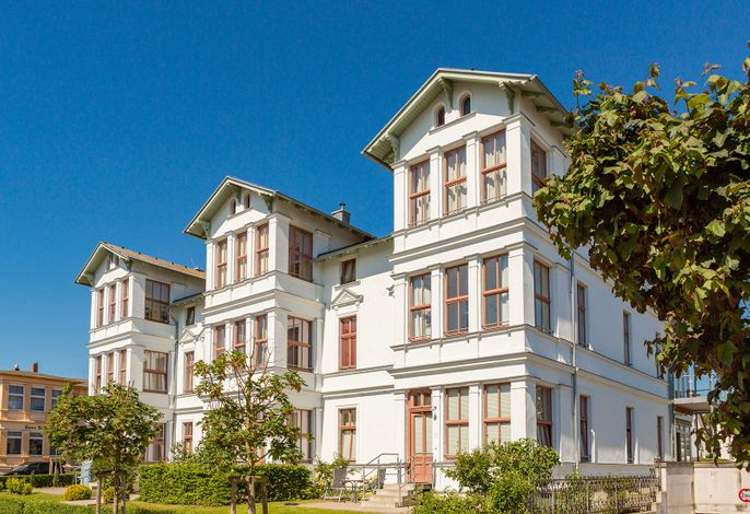 Das Autorenhaus Wohnung 03