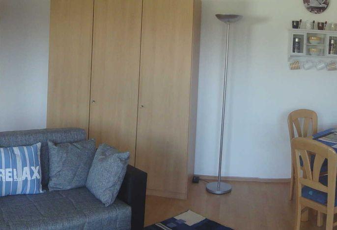 Panorama Einraumappartement