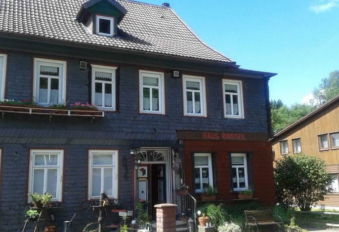 Haus Bindseil - SORGENFREI BUCHEN*