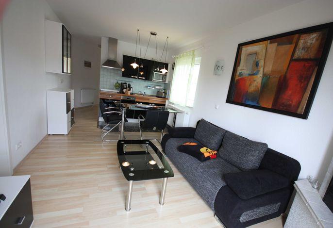 Überblick Apartment