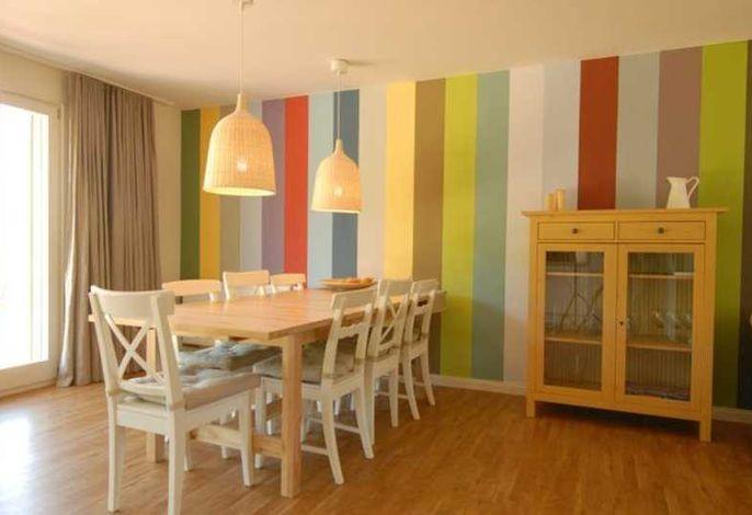 4-Raum-Farbenfrohe-Ferienhäuser,  OVS 999
