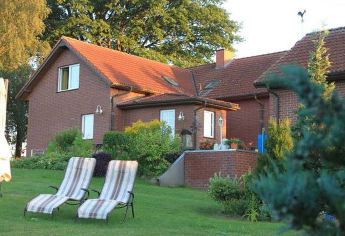 Ferienwohnungen direkt an der Havel-Wasser-Straße (21993)