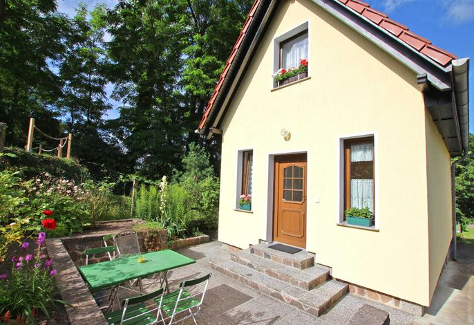 Ferienhaus Lychen UCK 301