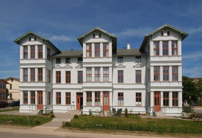 (Brise) Villa Autorenhaus Wilhelmshoe