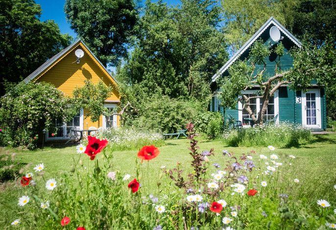 SCHMIDT'S Ferienhäuser im Grünen