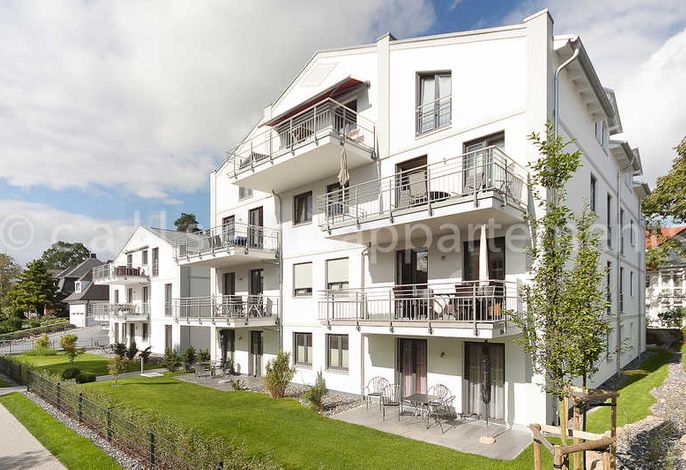 Residenz Margarete (RM) bei  c a l l s e n - appartements