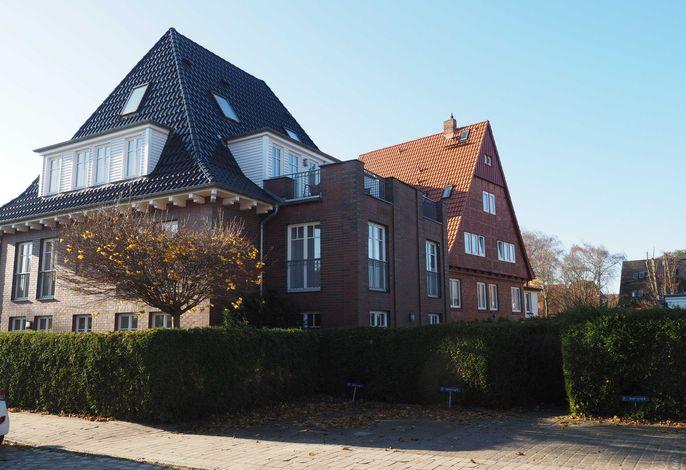 Villa Smidt Fewo 4 Strandnüst