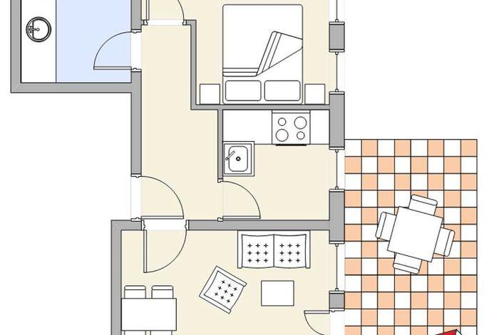 Villa Smidt Fewo 2