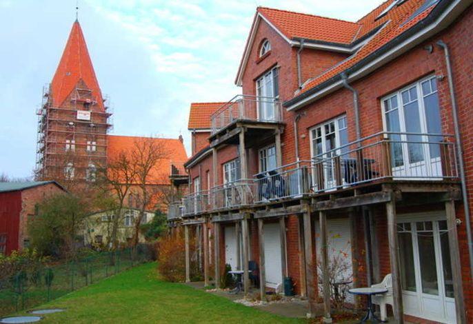 Ferienwohnung in Rerik mit Ostseeblick