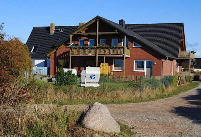 Ferienwohnung mit Ostseeblick