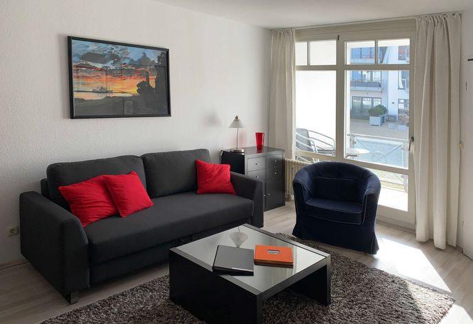 (STR123g)  Strandhotel - App. Sonnenseite