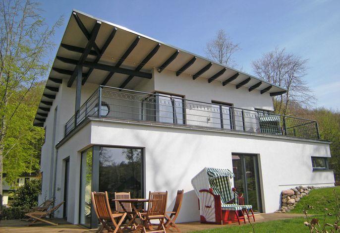 Villa Cliffkante F 585 WG 02Lodge im EG + gr. Terrasse