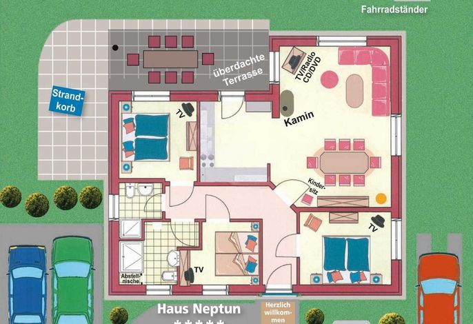 Karlshagen Haus Neptun (5 *)