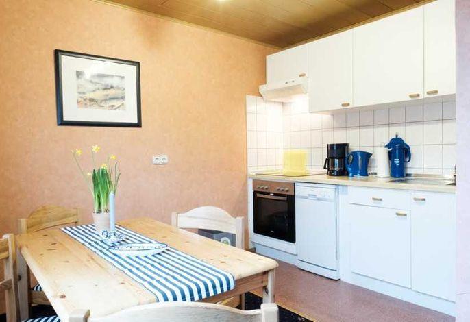 Ferienwohnung H Küche