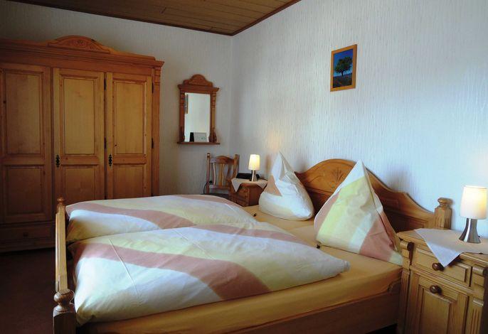 Ferienwohnung E Schlafzimmer