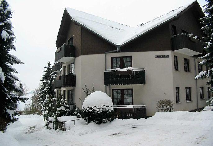 Apparthotel-Ferienwohnanlage Residenz Sachsensteinblick