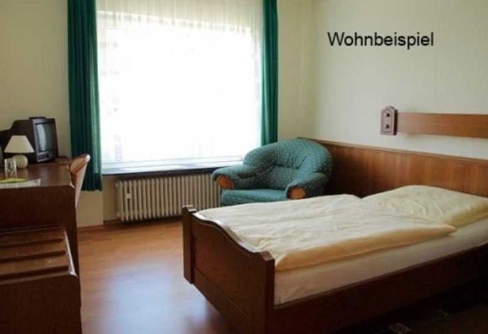 Wohnbeispiel Einzelzimmer