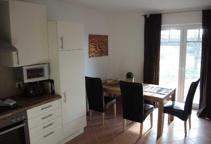 Küche-, Esszimmerbereich