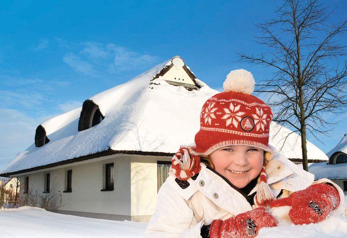 Van der Valk Resort Linstow Ferienhäuser - Dobbin-Linstow / Linstow / Mecklenburgische Seenplatte