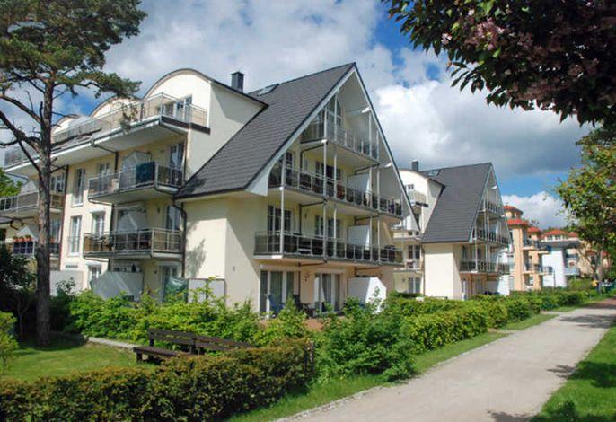 Haus am Meer an der Ostseepromenade
