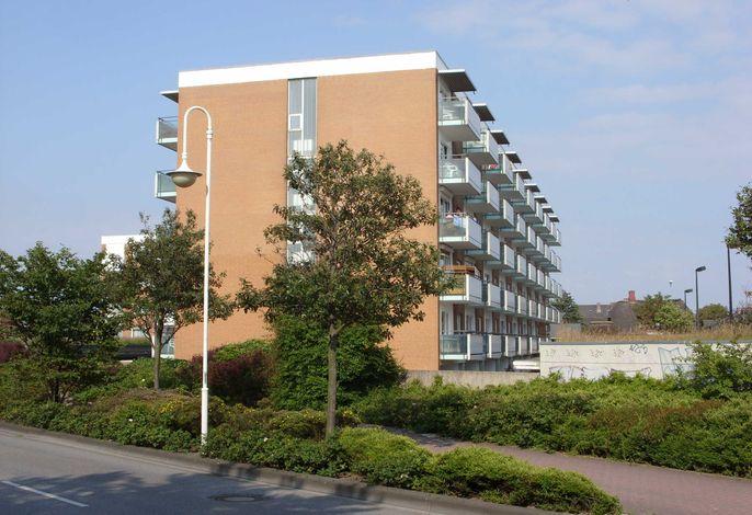 Haus Nordland zentrumsnah in Westerland
