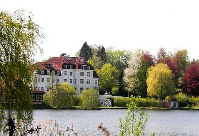 Hotel SeeSchloss am Kellersee in 23701 Eutin - Malente / Holsteinische Schweiz