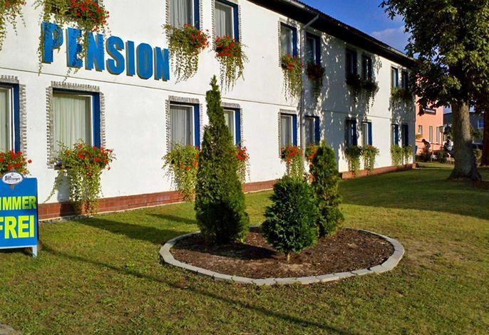 Pension Landgasthaus Fleesensee