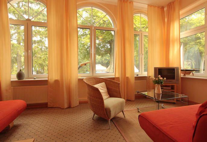 Fewo 3 - Wohnzimmer