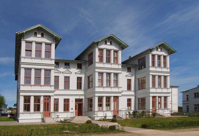 Das Autorenhaus Wohnung 09