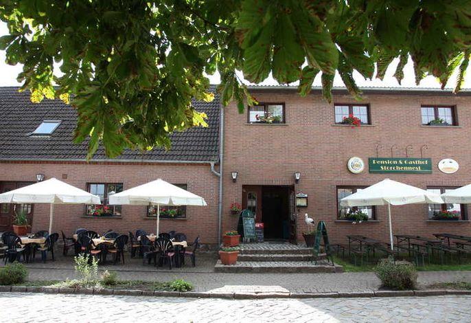 Pension & Gasthof Storchennest (Schurat)