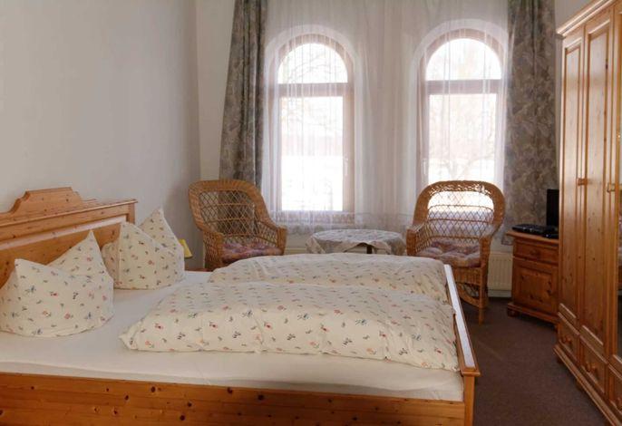 Doppelzimmer im Bauernhaus