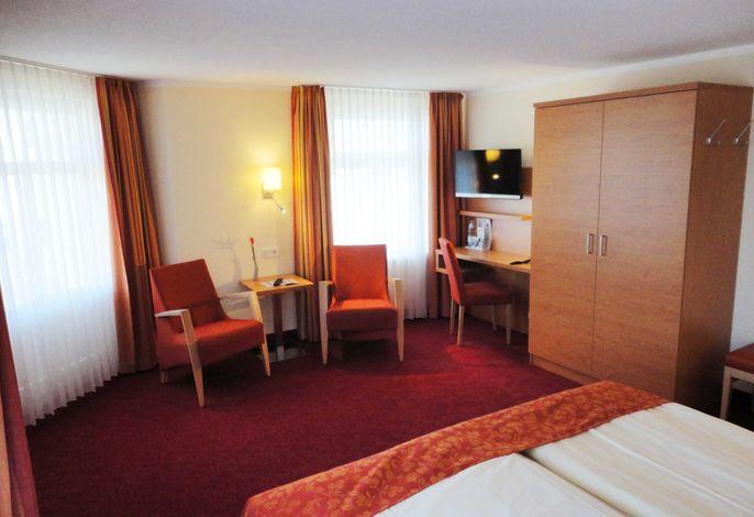 Hotel Garni Villa Meeresgruss (50 m bis zum Strand)
