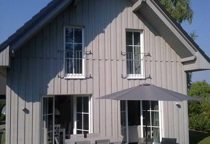 Holzhaus am Fleesensee