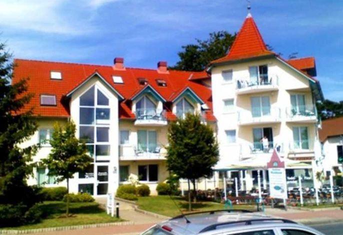 Zempin Residenz Waldhaus W21 hier wieder mit 4 DTV Sterne